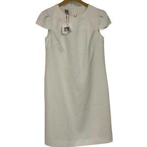 NWT Anne Klein White Dress